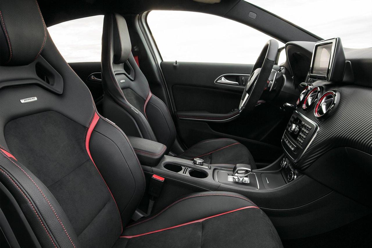 2014 Mercedes-Benz A45 AMG