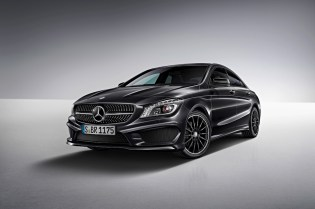 2014 Mercedes-Benz CLA Edition 1