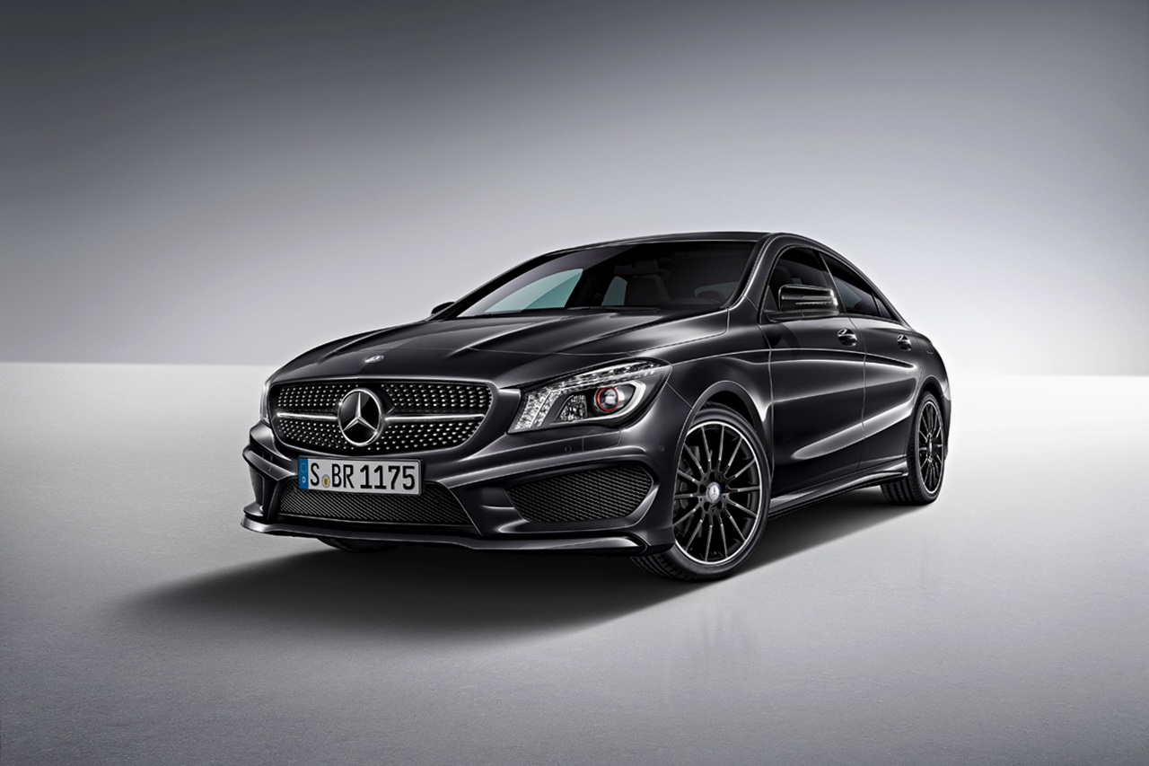 2014 Mercedes-Benz CLA Edition 1