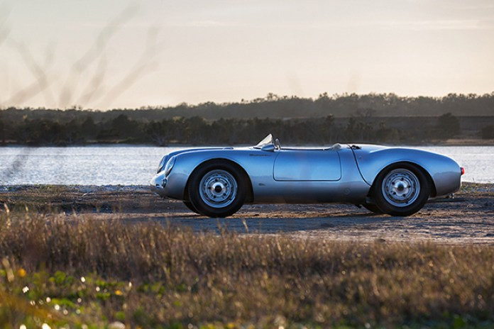 "A Look Back at the ""Operation Caracas"" Porsche 550 Spyder"