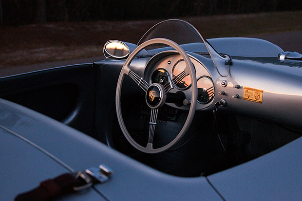 "A Look Back at the ""Operation Caracas"" Porsche 550 Spyder"