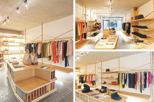 A Look Inside A.P.C. London