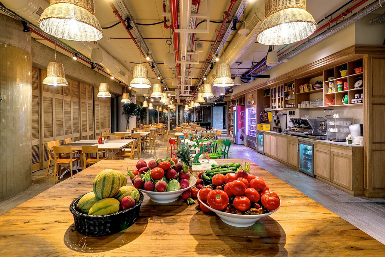 a look inside googles tel aviv office