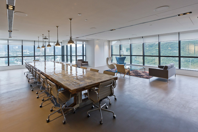 a look inside lane crawford joyce groups new hong kong headquarters