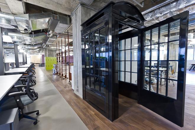 A Look Inside Lane Crawford Joyce Group's New Hong Kong Headquarters