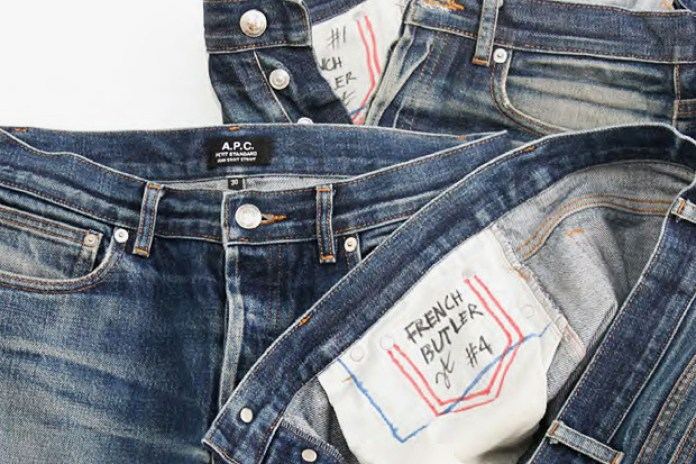 A.P.C. at Dover Street Market