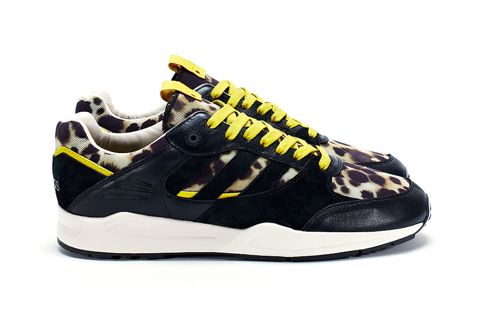 adidas consortium water color animal print pack