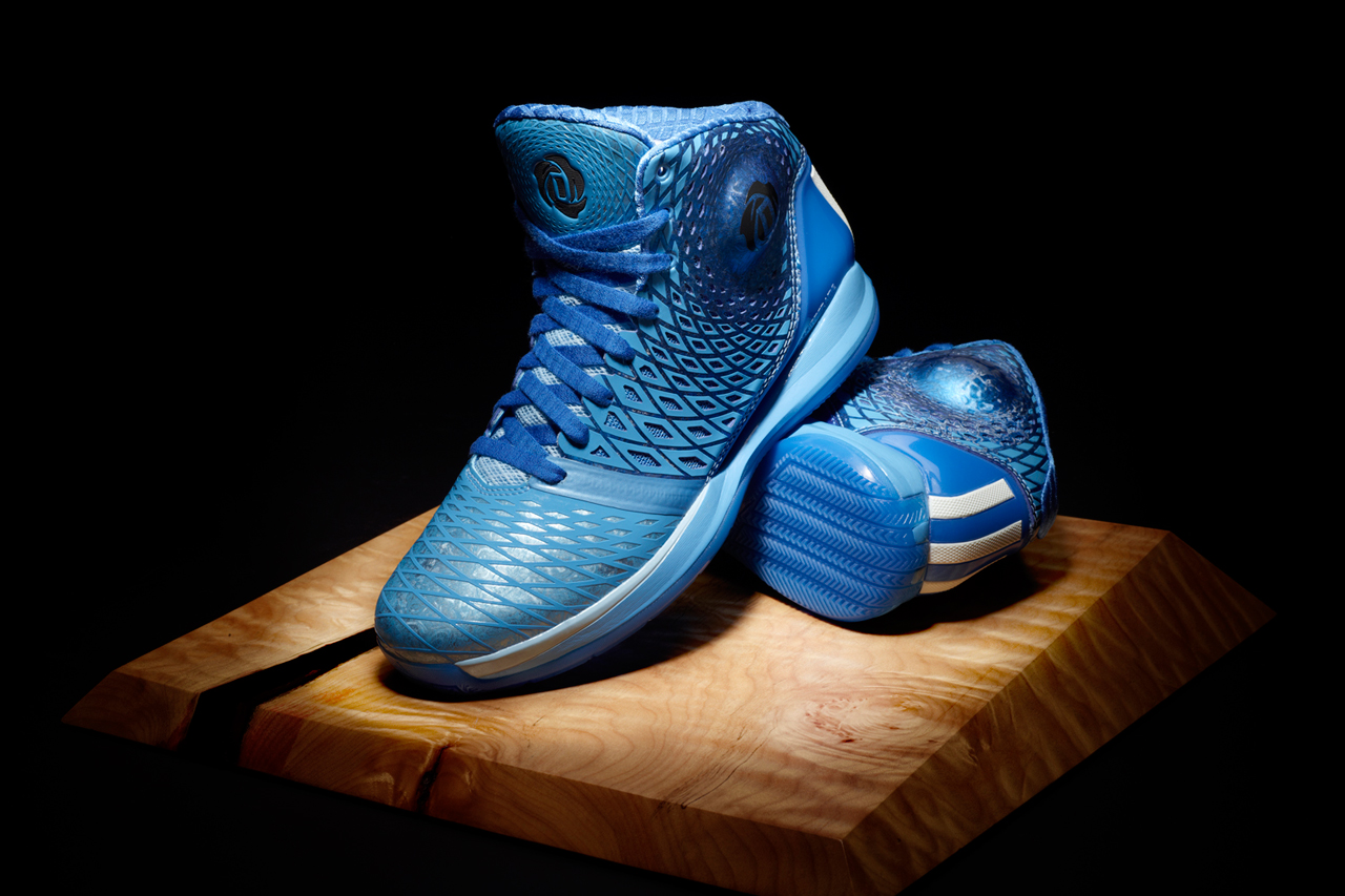 adidas d rose 3 5 triple blue