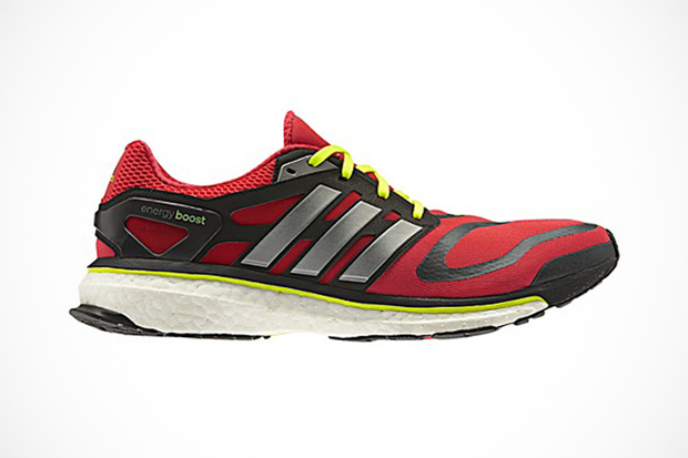 adidas energy boost vivid red
