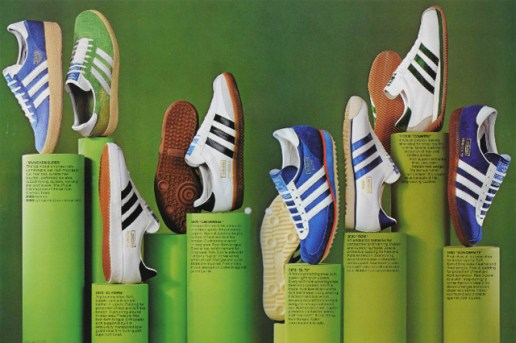 adidas Highlights its Extensive Archives