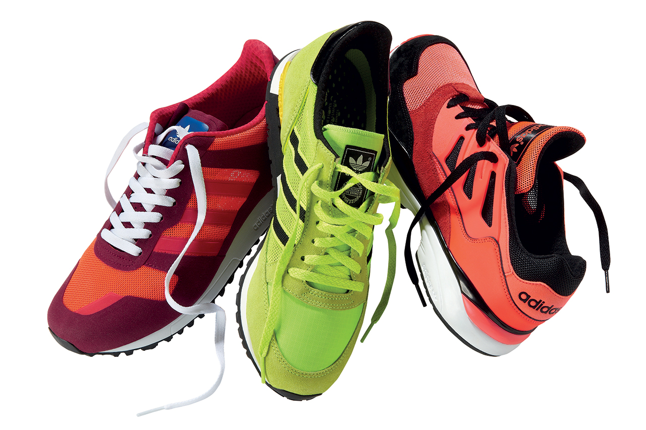 adidas Originals 2013 Spring/Summer Neon Running Pack