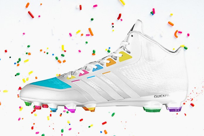 adidas Robert Griffin III and DeMarco Murray Birthday Cleats