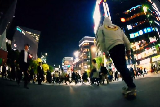 adidas Skateboarding and Silas Baxter-Neal Hit the Streets of Tokyo