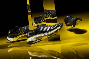 adidas Unveils BOOST Technology
