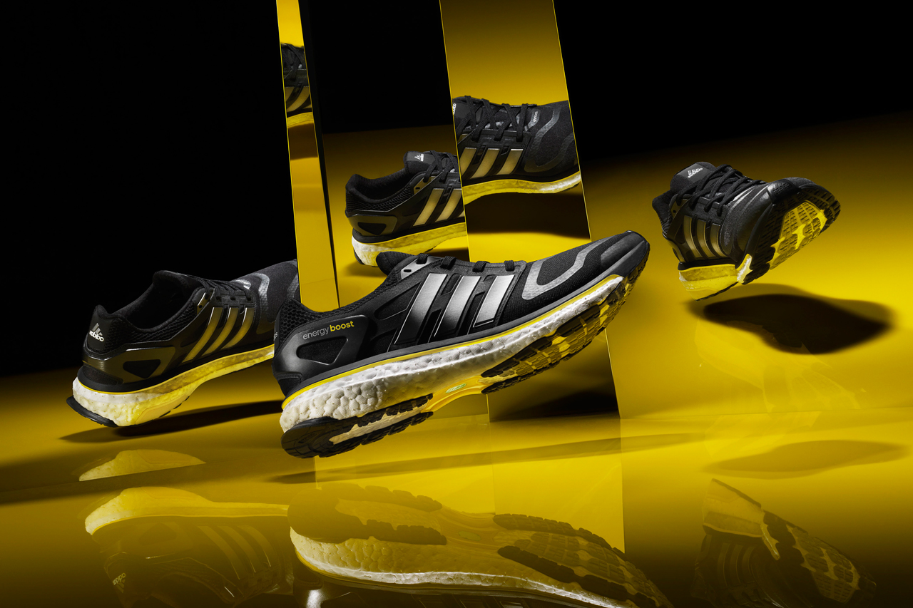 adidas Unveils BOOST Technology