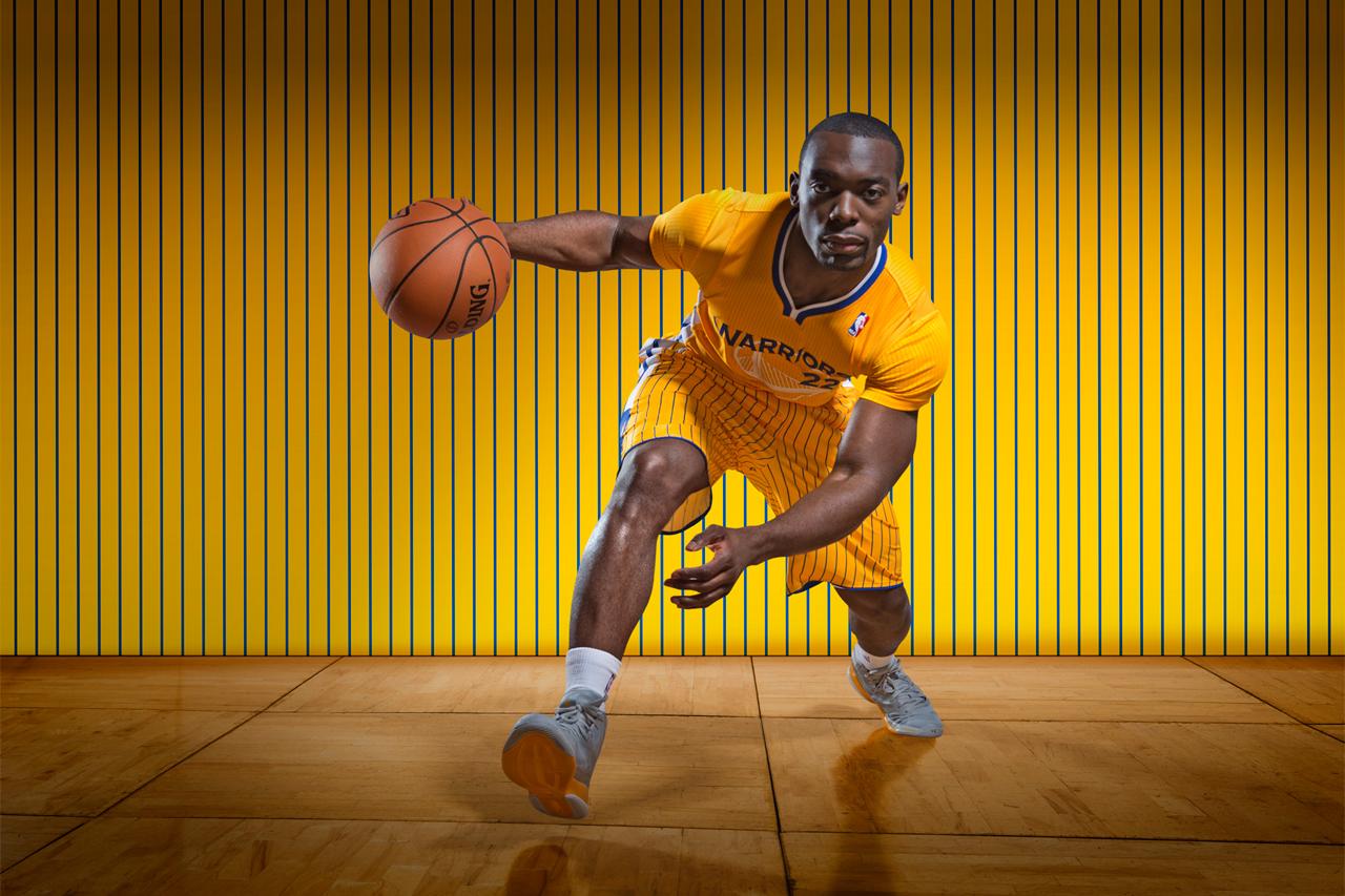 adidas Unveils First-Ever Modern Short-Sleeve NBA Uniform