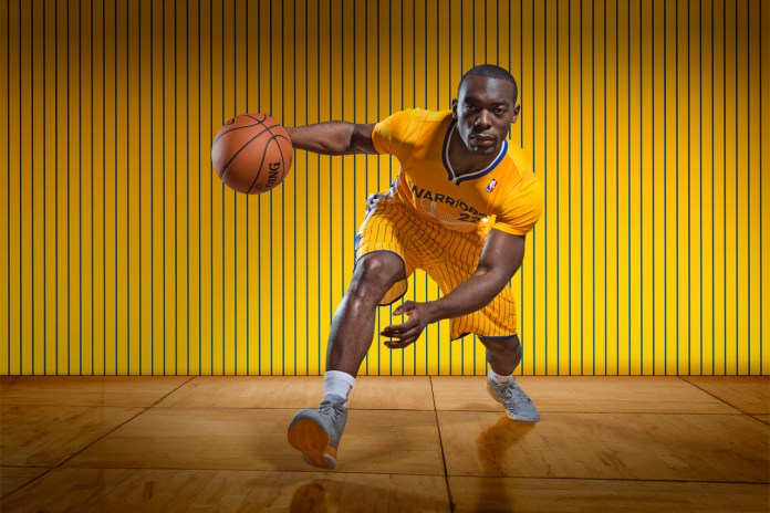 adidas Unveils First-Ever Modern Short-Sleeve NBA Uniform