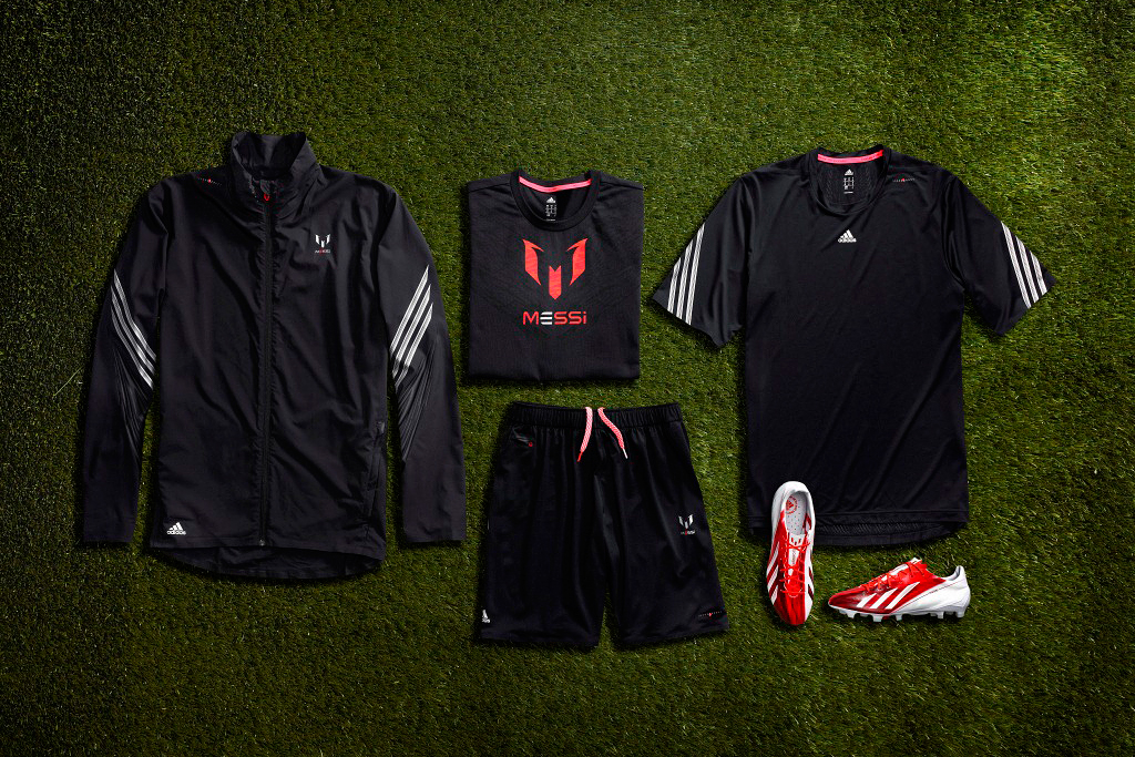 adidas Unveils Lionel Messi Signature Collection