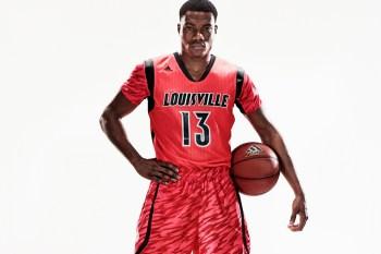 adidas Unveils New Short-Sleeve NCAA Basketball Uniforms