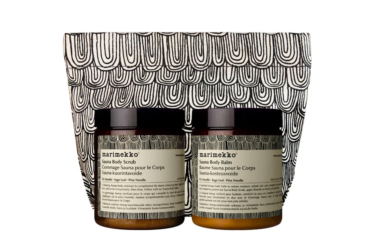 http://hypebeast.com/2013/2/aesop-marimekko-sauna-duet
