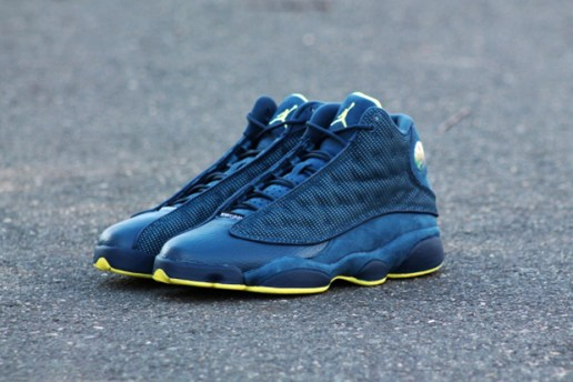 "Air Jordan 13 Retro ""Squadron Blue"""