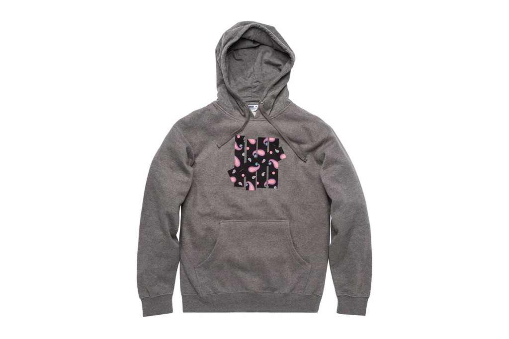 all gone x undefeated paisley collection