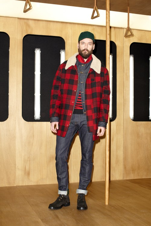 AMI 2013 Fall/Winter Lookbook