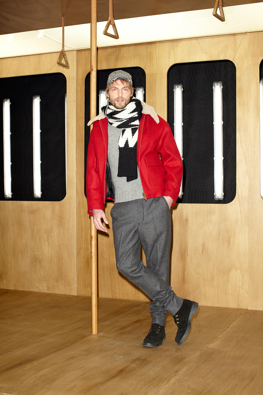 AMI 2013 Fall/Winter Lookbook