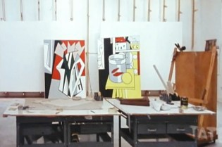 Archival Footage of Roy Lichtenstein Ahead  of His Upcoming Tate Modern Exhibition