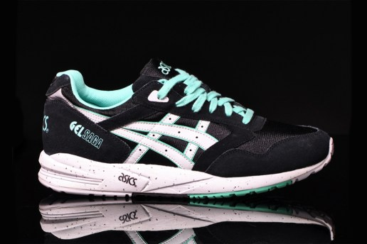ASICS 2013 Spring/Summer Gel Saga Colorways