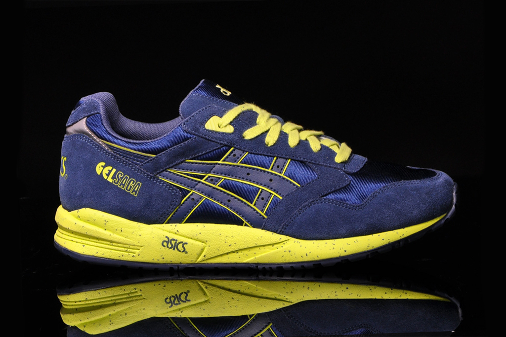 asics 2013 spring summer gel saga colorways