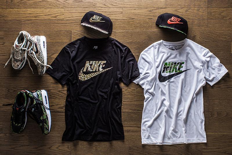 atmos x Nike Air Max 1 Animal Camo Pack