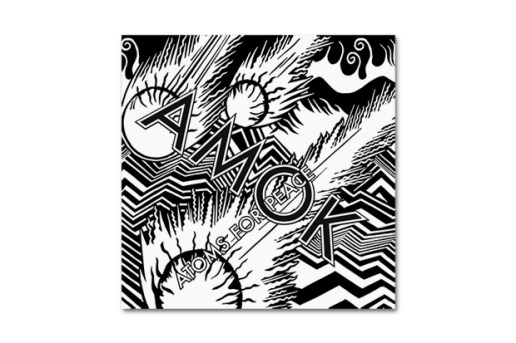 Atoms for Peace – Amok | Full Album Stream