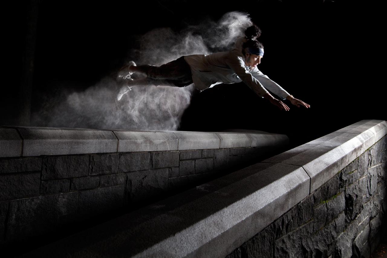Ben Franke Captures Parkour in Motion