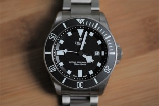Benjamin Clymer Reviews the Tudor Pelagos