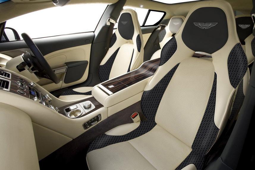 Bertone Aston Martin Rapide Jet 2+2