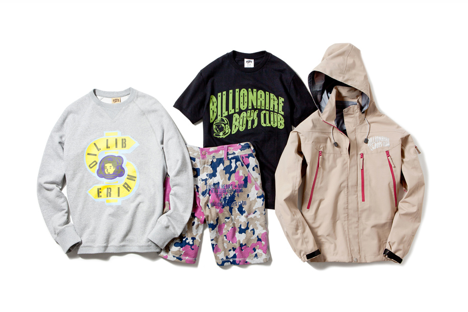 billionaire boys club 2013 spring summer collection first delivery
