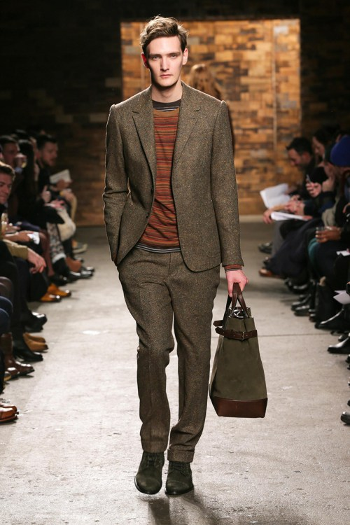Billy Reid 2013 Fall/Winter Collection