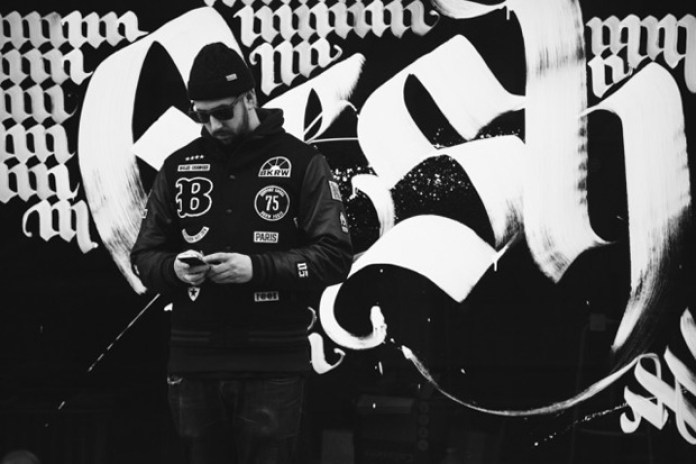 BlackRainbow Varsity Jacket No.5
