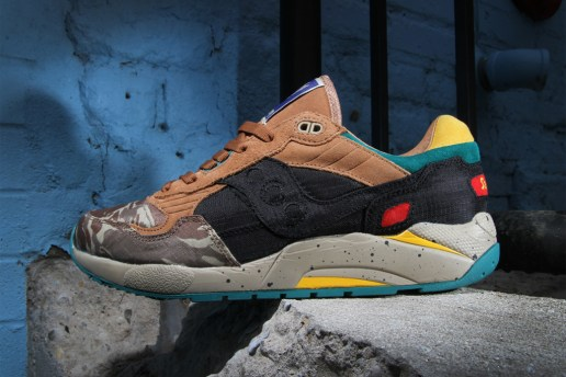 Bodega x Saucony 2013 Spring/Summer Elite G9 Collection