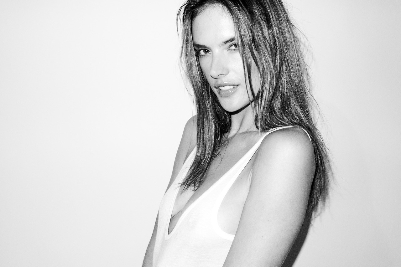 """Break On Through"" by Terry Richardson featuring Alessandra Ambrosio"