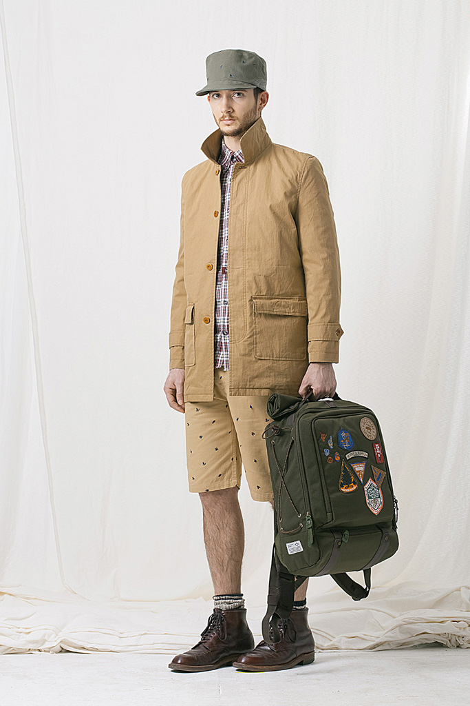 brownbreath 2013 spring summer lookbook