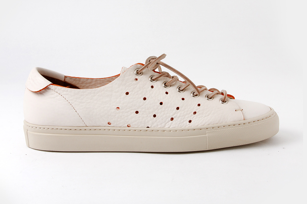 Buttero 2013 Perforated Low-Top Sneaker
