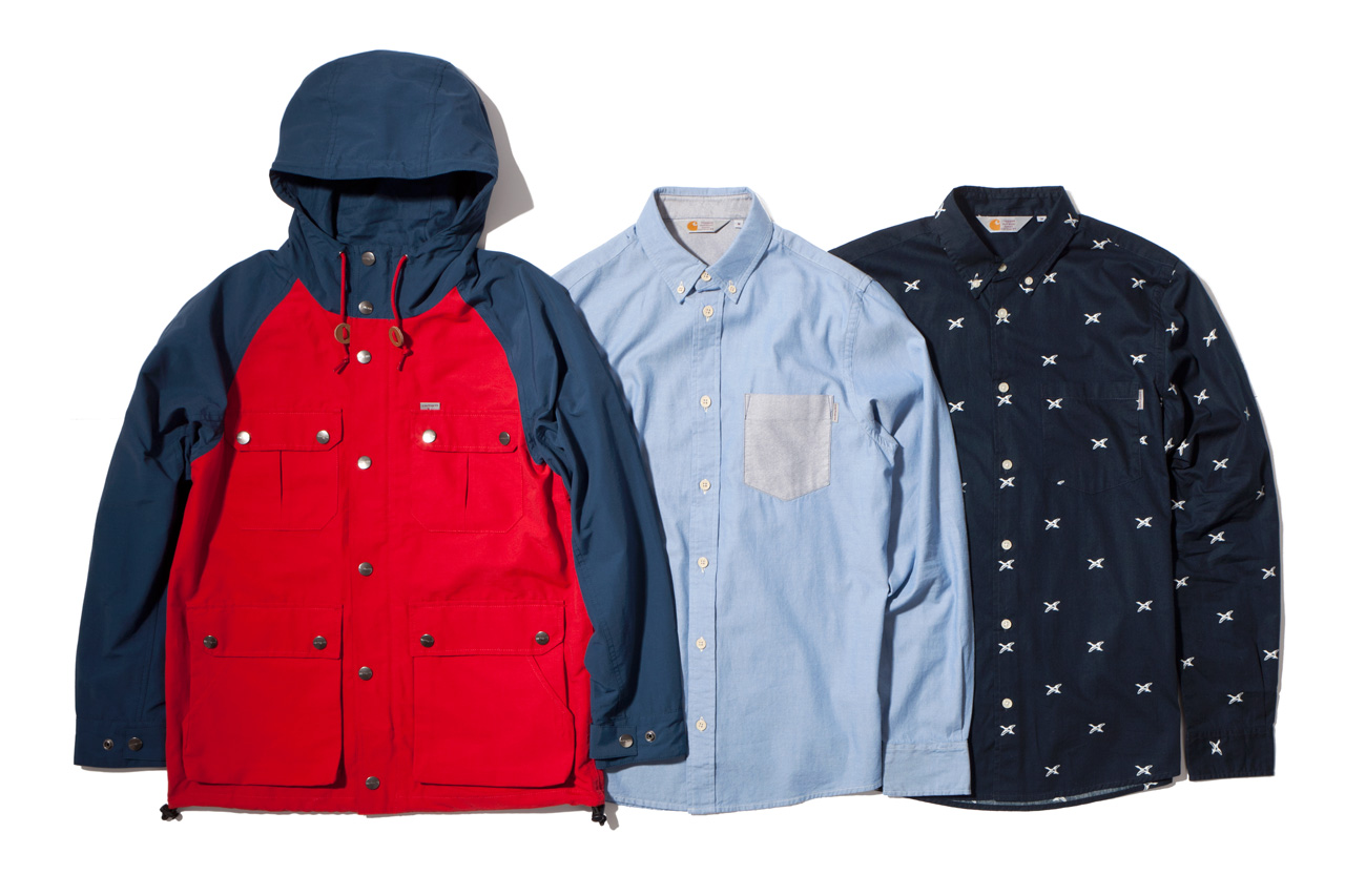 Carhartt WIP 2013 Spring/Summer Collection - Delivery 1