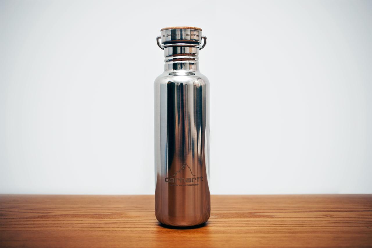 Carhartt Wip X Klean Kanteen Reflect Steel Bottle Hypebeast