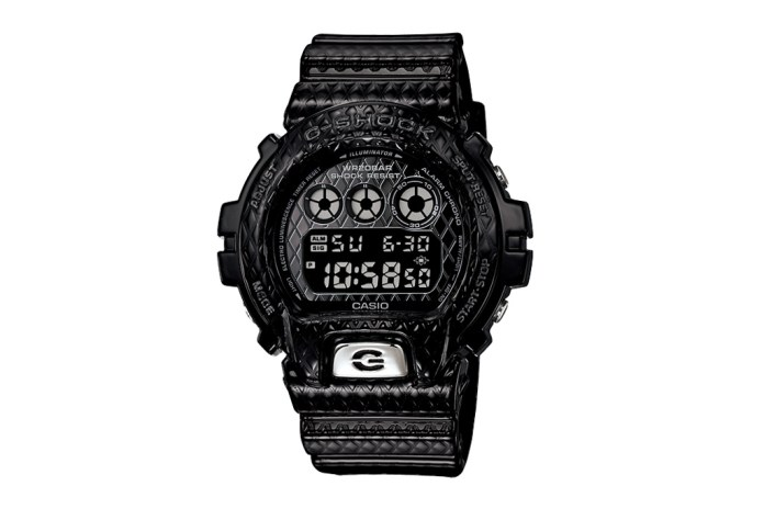 "Casio G-Shock DW-6900DS ""Geometric"""