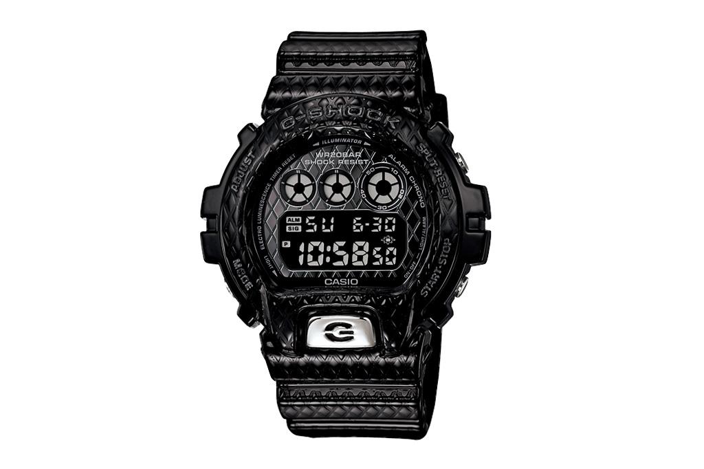 casio g shock dw 6900ds geometric
