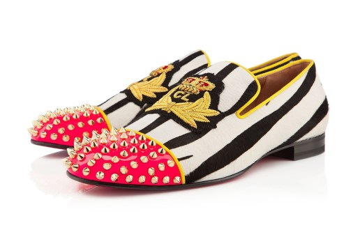 Christian Louboutin Ponyhair Harvanana