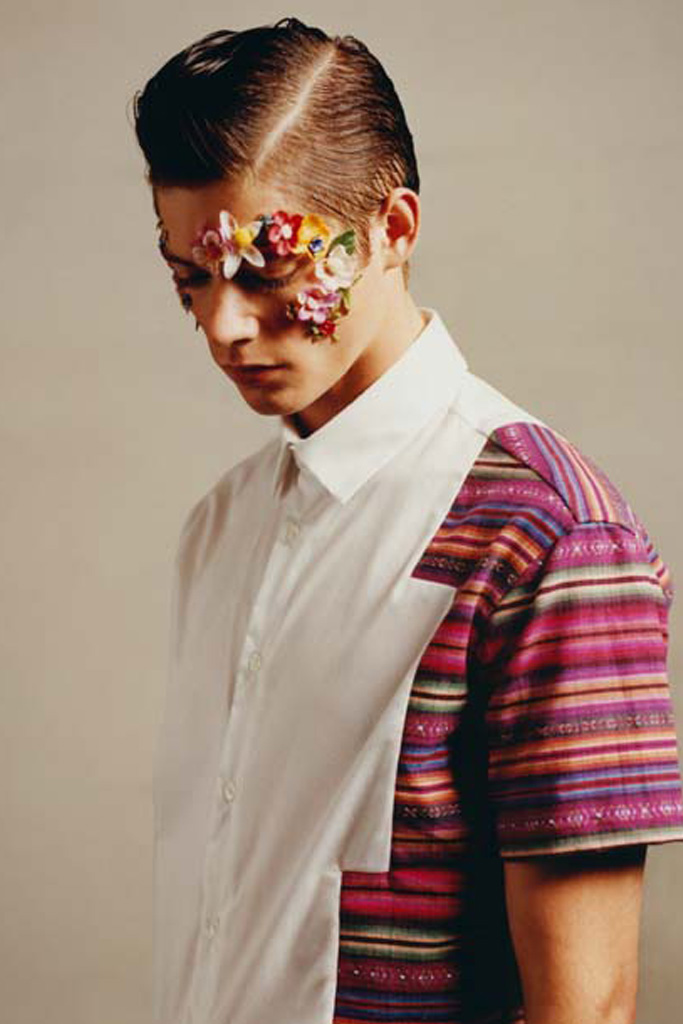 Christopher Shannon 2013 Spring/Summer Lookbook