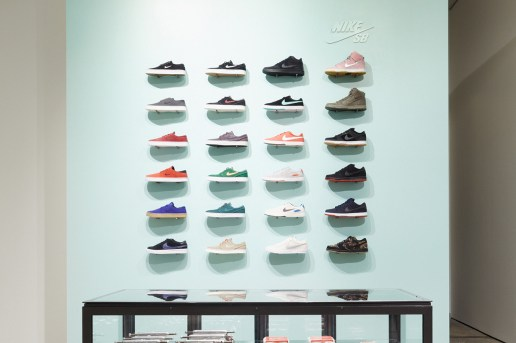 Civilist Berlin & Nike SB Join Forces for a New Skateboard Shop